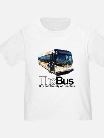 Honolulu The Bus T-Shirt