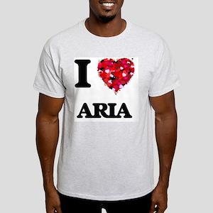 I Love Aria T-Shirt