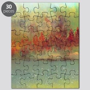 Sparkling Lake Puzzle
