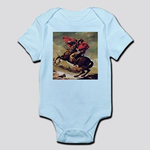 Napoleon On Horse Painting Body Suit