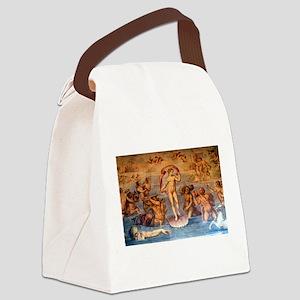 Goddess Venus Painting Canvas Lunch Bag
