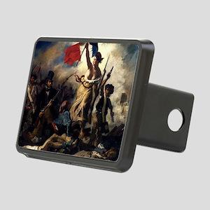 Eugène Delacroix French Revolution Painting Hitch