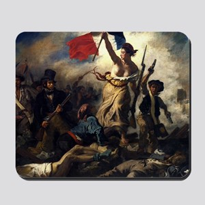 Eugène Delacroix French Revolution Painting Mousep