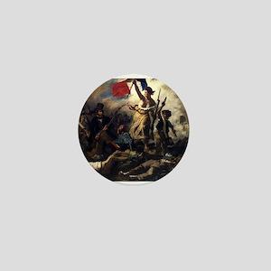 Eugène Delacroix French Revolution Painting Mini B