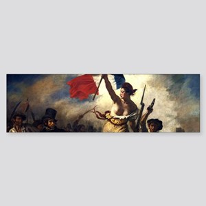 Eugène Delacroix French Revolution Painting Bumper