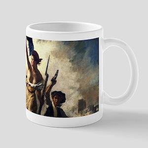 Eugène Delacroix French Revolution Painting Mugs