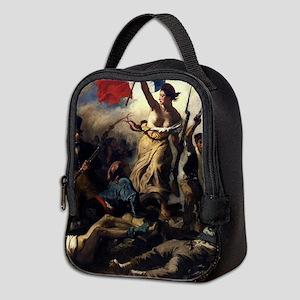 Eugène Delacroix French Revolution Painting Neopre