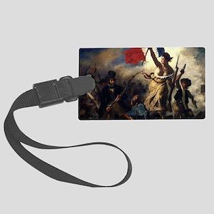 Eugène Delacroix French Revolution Painting Luggag