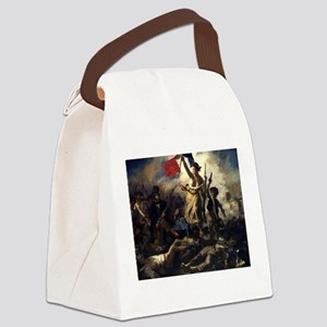Eugène Delacroix French Revolution Painting Canvas