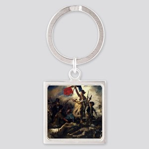 Eugène Delacroix French Revolution Painting Keycha