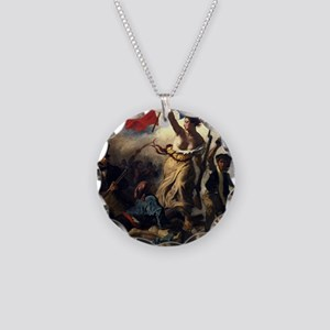 Eugène Delacroix French Revolution Painting Neckla