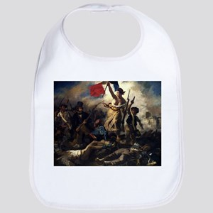 Eugène Delacroix French Revolution Painting Bib
