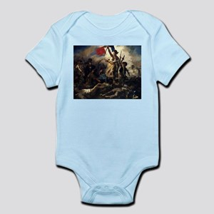 Eugène Delacroix French Revolution Painting Body S