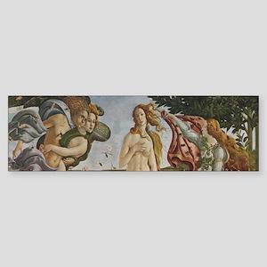 Venus and Adonis Painting Bumper Sticker