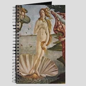 Venus and Adonis Painting Journal