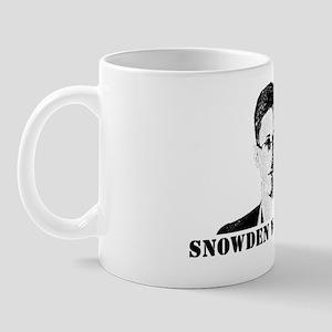 #SnowdenWasRight Mug
