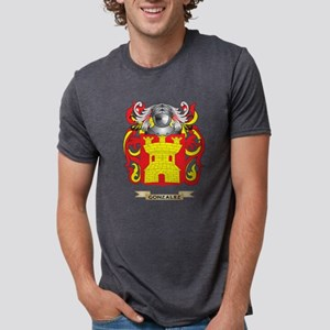 Gonzalez Coat of Arms (Family Crest) T-Shirt