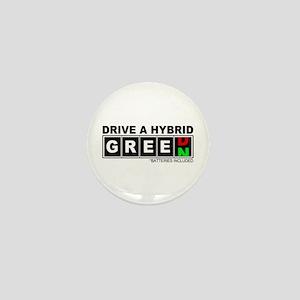 Drive a Hybrid(Batteries) Mini Button
