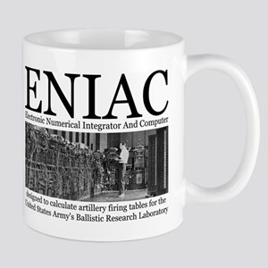 ENIAC: first electronic general-purpose computer M