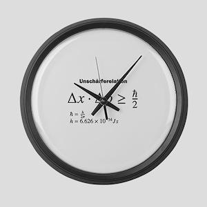 Uncertainty principle: Heisenberg: science Large W