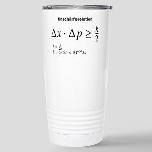 Uncertainty principle: Heisenberg: science Travel