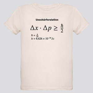 Uncertainty principle: Heisenberg: science T-Shirt