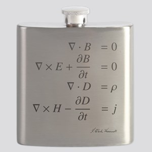 Maxwell's equations: science Flask