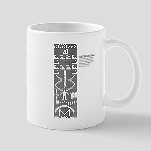 Arecibo message: space: science Mugs