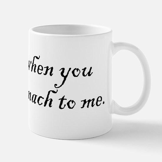 TalkSass2Me Mug
