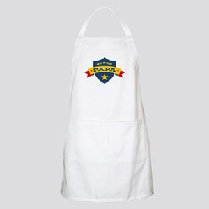 Super Papa Shield Apron