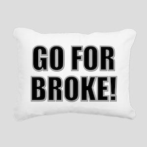 Go for broke!: 442nd Infantry Regiment Rectangular
