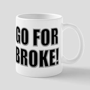 Go for broke!: 442nd Infantry Regiment Mugs