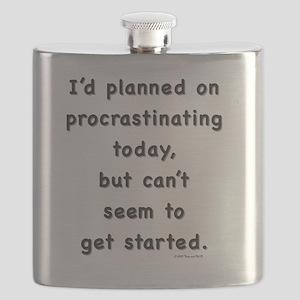 Procrastination Flask