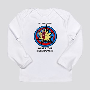 Super Donor Long Sleeve T-Shirt