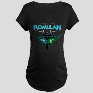 Romulan Ale Dark Maternity T-Shirt