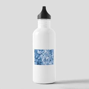 Hydrangea Flower Stainless Water Bottle 1.0L