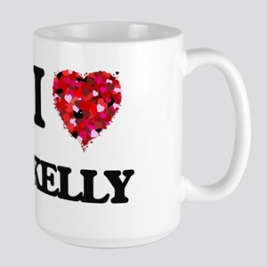 I Love Kelly Mugs