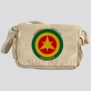 Ethiopian Military Aircraft Insignia Messenger Bag