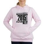 original 2015 Women's Hooded Sweatshirt