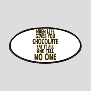 Life Gives You Chocolate Patch