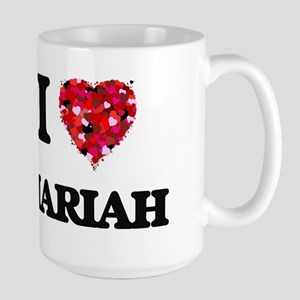I Love Mariah Mugs