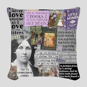 Alcott Woven Throw Pillow