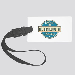 Official The Bachelorette Fanboy Large Luggage Tag