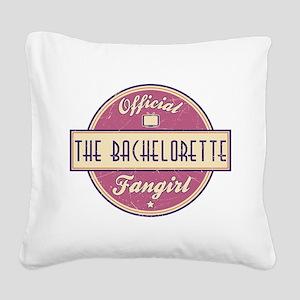 Official The Bachelorette Fangirl Square Canvas Pi