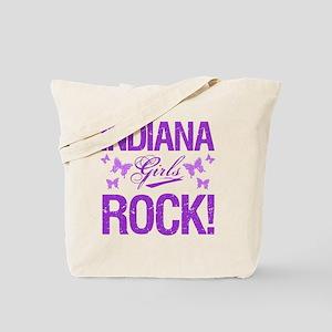 Indiana Girls Rock Tote Bag