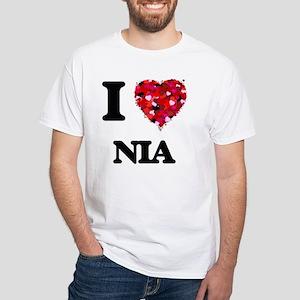 I Love Nia T-Shirt