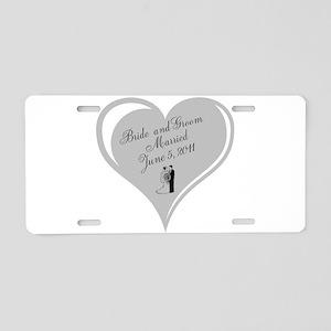 design Aluminum License Plate