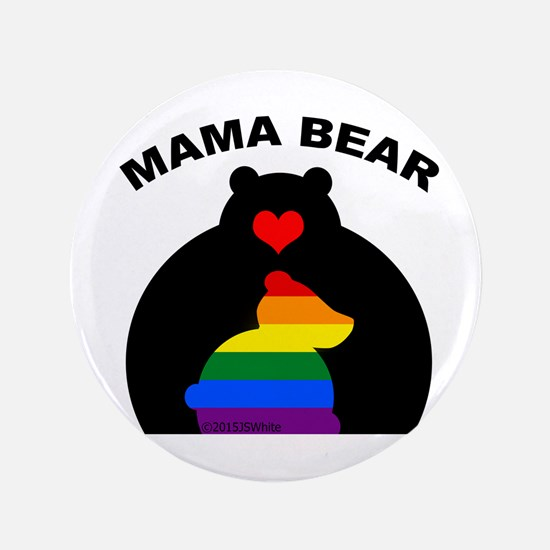 Mama Bear Button