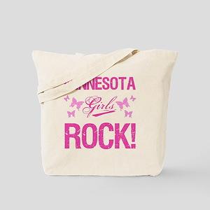 Minnesota Girls Rock Tote Bag