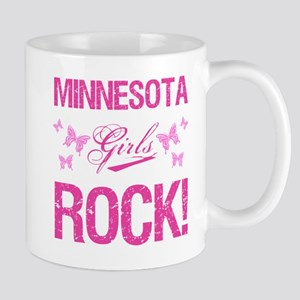 Minnesota Girls Rock Mug